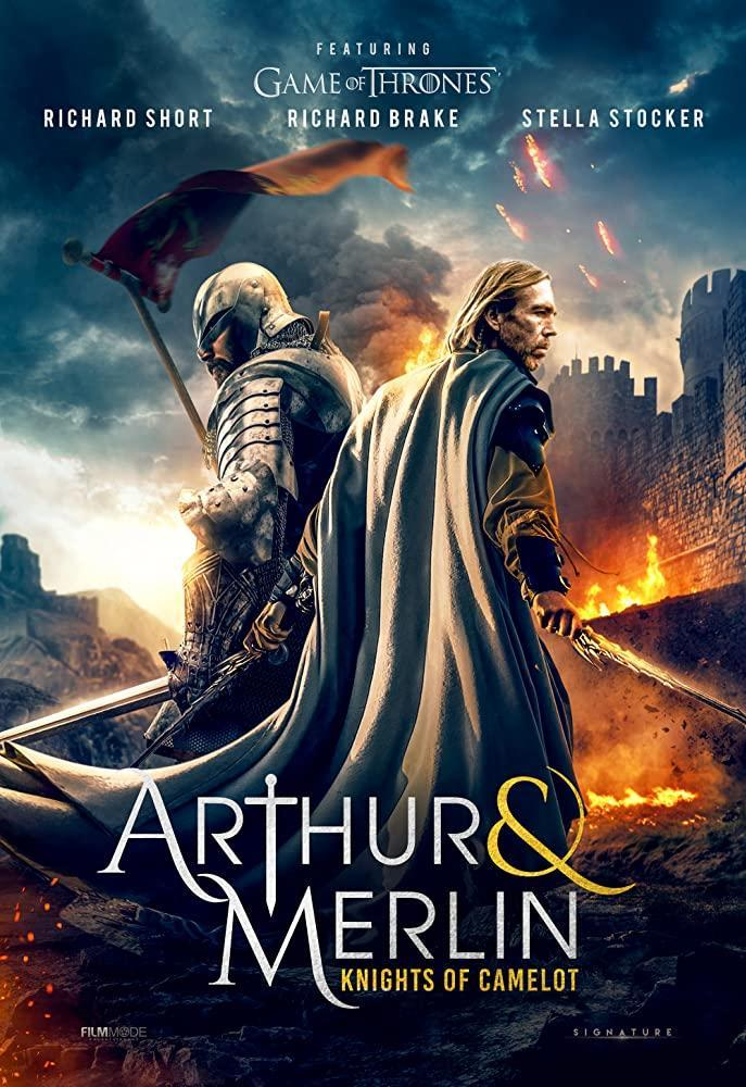 ARTURO Y MERLIN CABALLEROS DE CAMELOT (2020) [BLURAY RIP][AC3 5.1 CASTELLANO] torrent